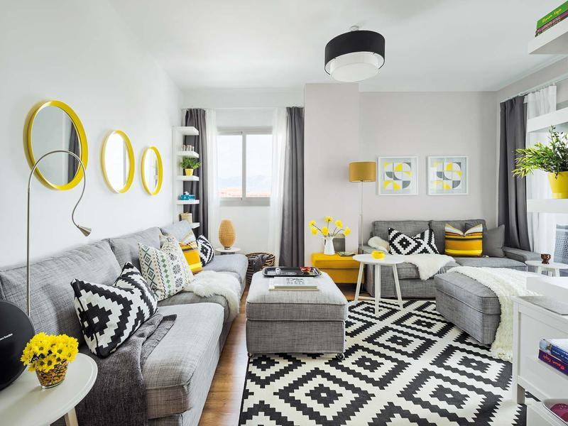 Bright Ikea Apartment Ideas Amp Homes